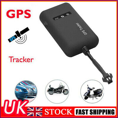 £13.69 • Buy GT02A Car GPS GPRS Tracker Vehicle Spy GSM Real Time Tracking Locator Device UK