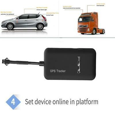 £11.78 • Buy GT02A Car GPS GPRS Tracker Vehicle Spy GSM Real Time Tracking Locator Device