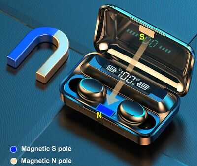 $ CDN23.20 • Buy Bluetooth Earbuds For IPhone Samsung Waterproof Wireless Earphone IPX7 Android