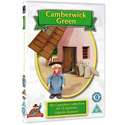 £14.95 • Buy NEW Sealed - Camberwick Green: The Complete Collection [DVD] [1966] [Region 2]
