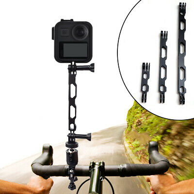 AU4.63 • Buy Extension Arm Camera Accessories Outdoor Camping Aluminium Alloy Pole For GOPRO