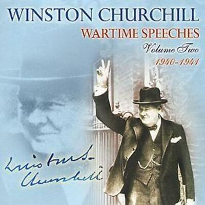 £3.48 • Buy Wartime Speeches Vol. 2 - 1940 - 1941 CD (2004) Expertly Refurbished Product