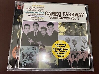 £8.52 • Buy CD - CAMEO PARKWAY - Vocal Groups Vol. 1 (Dovells/Spaniels/Skyliners++) SEALED!