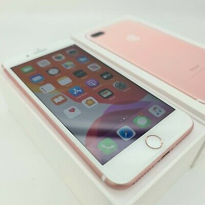 AU253.87 • Buy Apple IPhone 7 Plus - 32GB - Rose Gold Unlocked(GSM) Excellent Condition