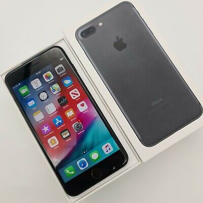 AU253.87 • Buy Apple IPhone 7 Plus 32GB (Unlocked) - Black Excellent Condition