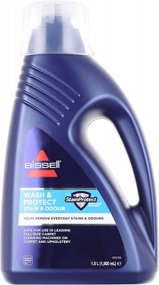 £19.29 • Buy BISSELL Wash & Protect Formula | For Use With All Leading Upright Carpet...