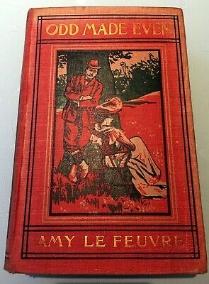 £12 • Buy ODD, MADE EVEN - BY AMY LE FEUVRE - RARE - 1st Edition - 3rd Impression RARE