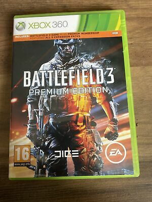 £3.25 • Buy Battlefield 3 Premium Edition- (Xbox 360) Complete & Tested