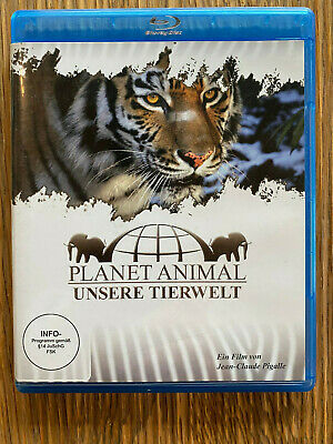 £1.29 • Buy Blue-Ray Planet Animal - Unsere Tierwelt * Jean-Claude Pigalle Dokumentarfilm
