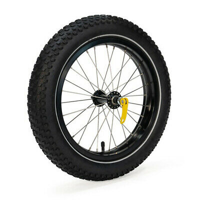 £107.40 • Buy Wheel 16+ For Coho With Tyres 3091987030 Burley Transport