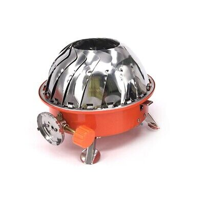 AU29.81 • Buy Windproof Stove Cooker Cookware Gas Burners For Camping Picnic Cookout BBQ  O2R9