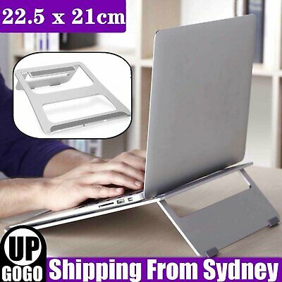 AU24.88 • Buy Adjustable Portable Foldable Laptop Stand Desk Table Tray Sofa Bed Mouse Pad AU