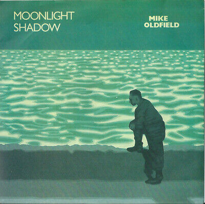 £7.42 • Buy Mike Oldfield Moonlight Shadow Vinyl 7 ID11114z