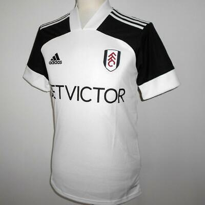 £34.99 • Buy FULHAM FC Official Adidas Home Football Shirt 2020-2021 NEW Men's Jersey 20/21