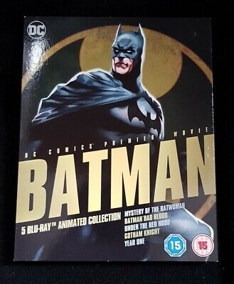 £8.99 • Buy Batman: Animated Collection (Blu-ray) New/sealed