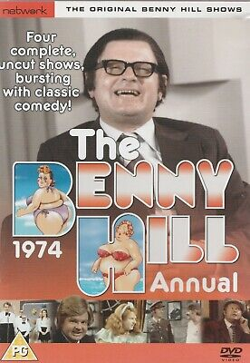£5 • Buy The Benny Hill Annual 1974 Dvd 2006