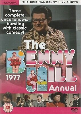 £5 • Buy The Benny Hill Annual 1977 Dvd 2006