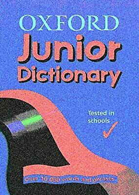 £2.19 • Buy OXFORD JUNIOR DICTIONARY, Hachette Childrens Books, Used; Good Book