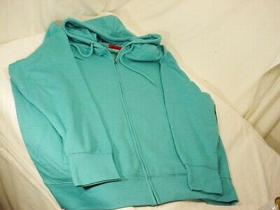 $ CDN24.19 • Buy   Blue Full Zip Front Hoodie Jacket 2XL The Foundry Supply Co. Long Sleeve NWT