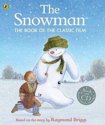£7.69 • Buy Raymond Briggs The Snowman  The Book Of The Classic Film Paperback ID245z