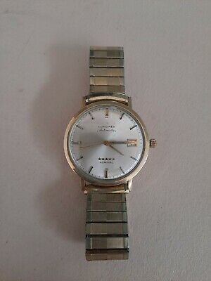 $ CDN362.97 • Buy VINTAGE, Longines Admiral Automatic 10k Gold Filled Original Dial, WORKING