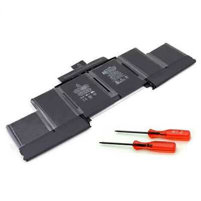 """$41.89 • Buy New Genuine A1618 Battery For Apple MacBook Pro 15"""" Retina A1398 Mid 2015 99.5Wh"""