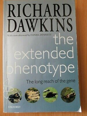 £4.99 • Buy The Extended Phenotype: The Long Reach Of The Gene By Richard Dawkins...