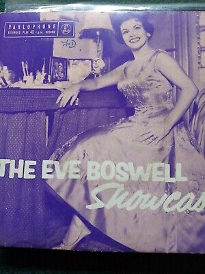 £40 • Buy Eve Boswell Showcase 7  EP Gep 8690