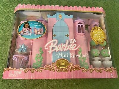 £46.37 • Buy NEW!! Barbie Mini Kingdom ~ Castle ~ J6073 ~ Fits With Other Rooms