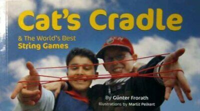 £2.19 • Buy Cat's Cradle & The World's Best String Games, Gunther Frorath, Used; Good Book