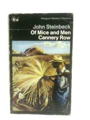 £6.40 • Buy Of Mice And Men And Cannery Row (John Steinbeck - 1968) (ID:58306)