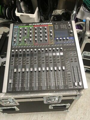 £1950 • Buy Soundcraft Si Performer & Stage Box