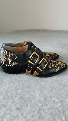 £250 • Buy Chloe Susanna Loafers/brogues.- Size 37/UK4