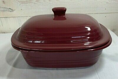 $ CDN54.64 • Buy PAMPERED CHEF  3.1Quart / 3 L Covered Casserole Dutch Oven Cranberry #1132  169