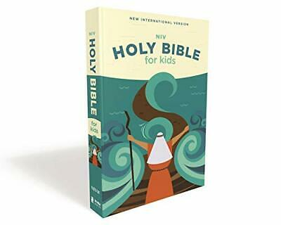 £4.80 • Buy NIV, Holy Bible For Kids, Economy Edition, Paperback, Comfort Print By Zondervan