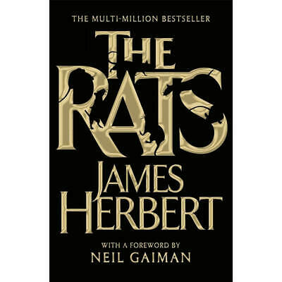 £4 • Buy The Rats: Book 1 By James Herbert (Paperback), Books, Brand New
