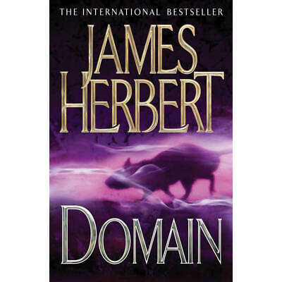 £4 • Buy Domain: The Rats Book 3 By James Herbert (Paperback), Books, Brand New