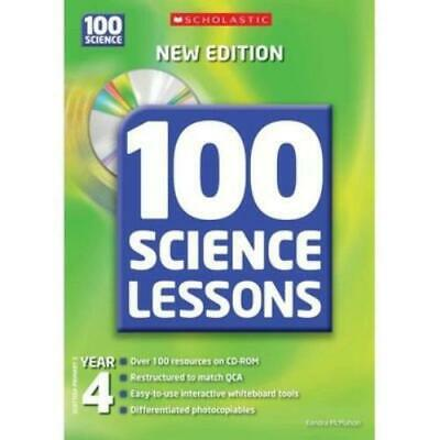 £2.28 • Buy 100 Science Lessons. Year 4, Scottish Primary 5 By Kendra McMahon Amazing Value