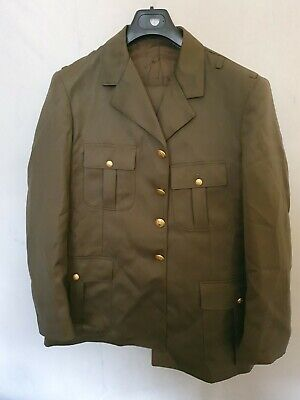 £20 • Buy Italian Army Military Dress Jacket And Trousers Small