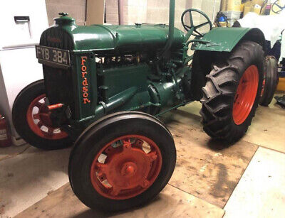£5000 • Buy Fordson Standard N Tractor