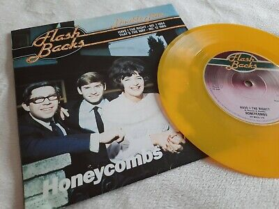 £5.99 • Buy The Honeycombs HAVE I THE RIGHT 7  UK Press Excellent+ Vinyl YELLOW