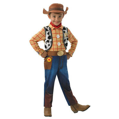£22.99 • Buy Woody Costume Classic Toy Story Official Fancy Dress Child Book Day Outfit