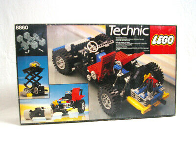 £1263.53 • Buy LEGO Car Chassis 8860 With Flat 4 Engine Vintage 1980s Original New