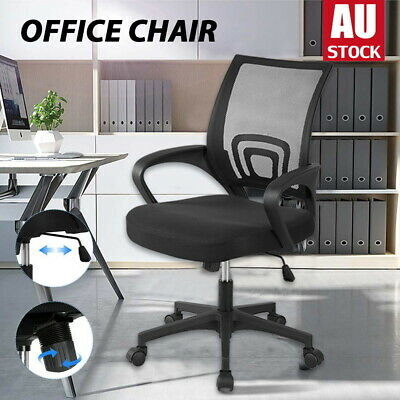 AU40 • Buy Office Chair Gaming Chair Computer Mesh Chairs Executive Work Seating Study Seat