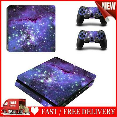 AU12.35 • Buy Skin Stickers For PS4 Sony Playstation 4 Slim Console 2 Controller (13)