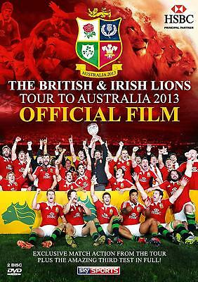 £2.99 • Buy The British & Irish Lions 2013: Official Film   [DVD]   Brand New  Rugby