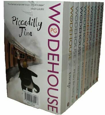 £59.99 • Buy P.G. Wodehouse Collection - 10 Books (Paperback). RRP £79.90 [Paperback] PG Wode