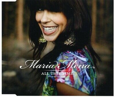 £2.28 • Buy Maria Mena : All This Time (Pick-Me-Up Song)/Premium CD FREE Shipping, Save £s