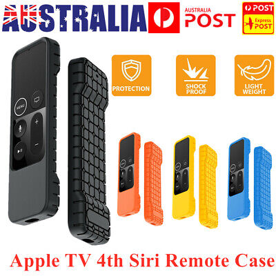 AU6.79 • Buy  Silicone Case Protective Cover Shell For Apple TV 4th Siri Remote Controller AU