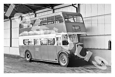 £1.20 • Buy Bus Photograph POTTERIES MOTOR TRACTION FEH 805 [L82] '61